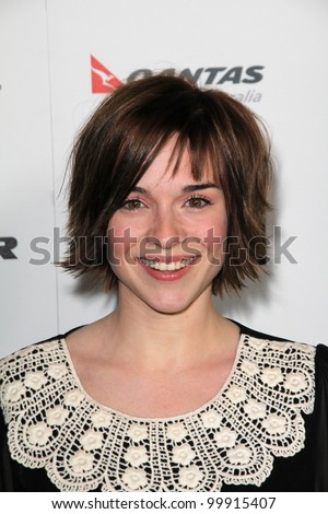 Renee Felice Smith at the G'Day USA Australia Week 2011 Black Tie Gala, Hollywood Palladium, Hollywood, CA. 01-22-1