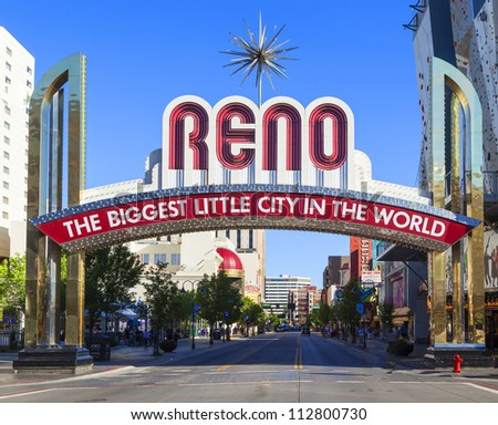 Reno NV Clip Art