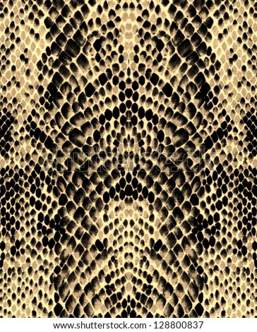 Reptile skin pattern background