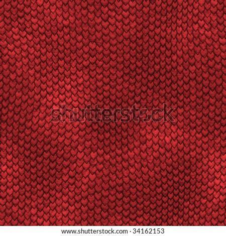 Reptile texture - seamless - stock photo