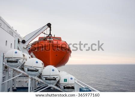 Rescue - stock photo
