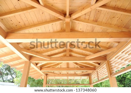 residential construction - stock photo
