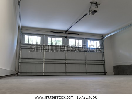 Garage Stock Photos Images Amp Pictures Shutterstock