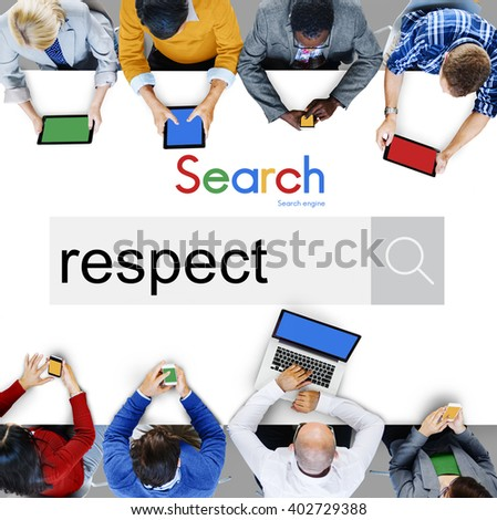 morality and respect Values vs morals morals and values are guiding forces in the lives of individuals as they give them a sense of direction as also a code of conduct when.