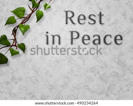 Haven Funeral Background Stock Photo 392885299 Shutterstock