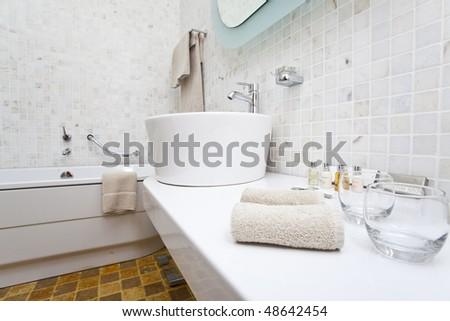 Rest room - stock photo