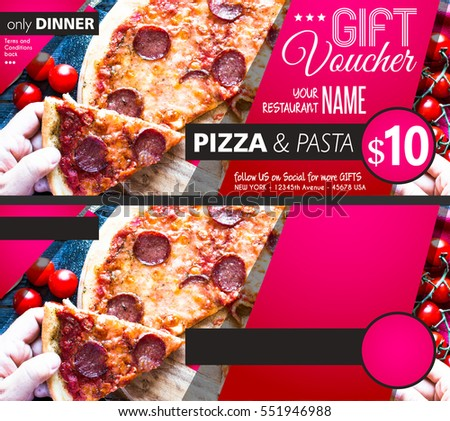 Restaurant Gift Card Stock Images, Royalty-Free Images & Vectors ...