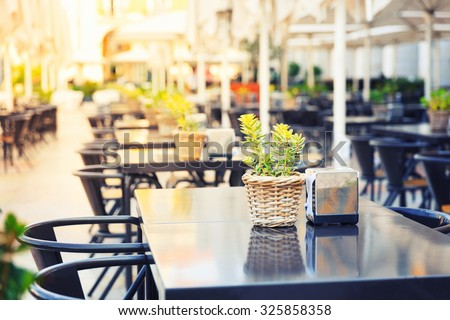 Restaurant outdoor