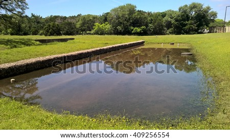 Retention Pond Stock Images, Royalty-Free Images & Vectors ...