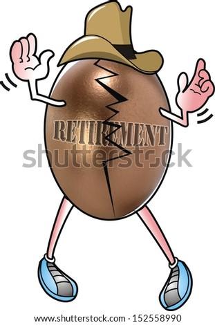 Retirement. - stock photo