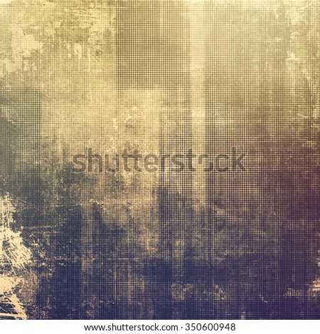 Retro background with grunge texture. With different color patterns: yellow (beige); brown; purple (violet); gray