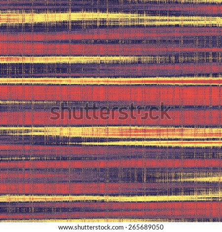 Retro background with old grunge texture. With different color patterns: yellow (beige); purple (violet); red (orange) - stock photo