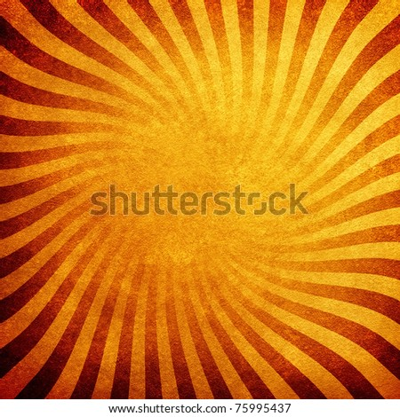 retro background with twist pattern - stock photo