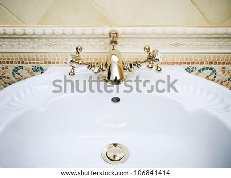Retro Bathroom Faucet