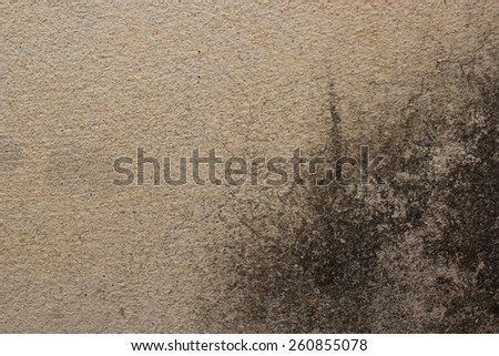 Retro cement wall texture background - stock photo