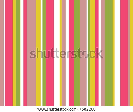Retro colorful stripes background