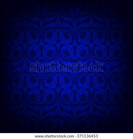 Retro different seamless patterns (tiling). Endless texture