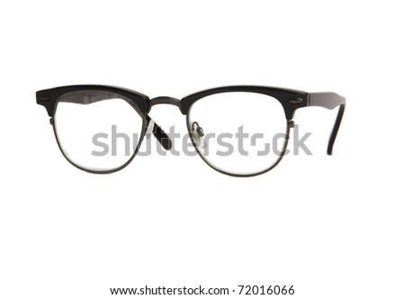Retro Eye Glasses - stock photo