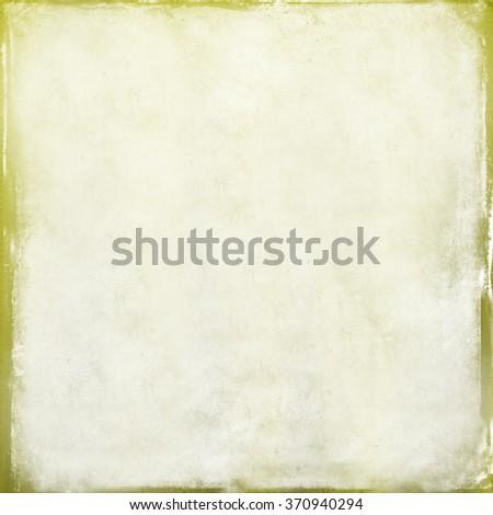 Retro grungy yellow background texture. - stock photo