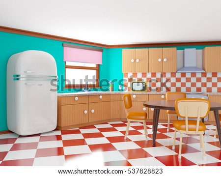 Cartoon Room Stock Images Royalty Free Images Vectors