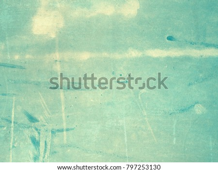Retro landscape background abstract