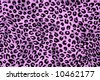 Retro Magenta leopard print background - stock