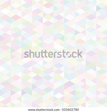 Retro multicolored pattern, raster version