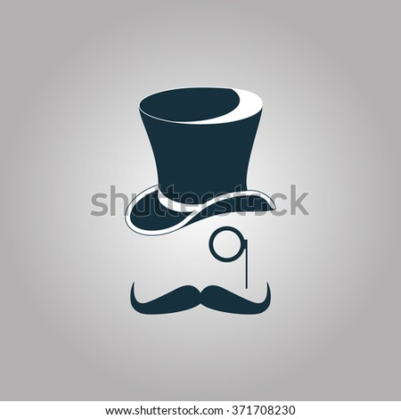 Retro, vintage gentleman accessories. - stock photo
