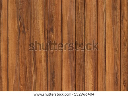 Retro Vintage Wooden Wall Panels Tongue and Groove T&G repeatable pattern - stock photo