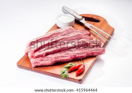 Yakisoba Ingredients Stock Photo 553898071 - Shutterstock