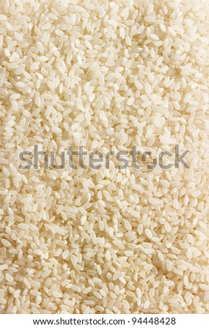 Rice grains background