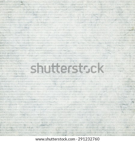 rice paper with striped pattern - stock photo