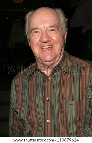 Richard Herd at the premiere of ANNA NICOLE. Fox Studios, Los Angeles, CA. 08-30-07 - stock photo