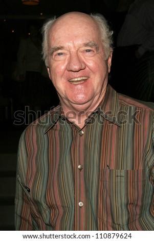 Richard Herd at the premiere of ANNA NICOLE. Fox Studios, Los Angeles, CA. 08-30-07 - stock photo