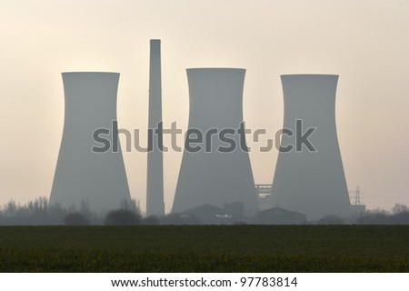 Richborough Power Station - Kent