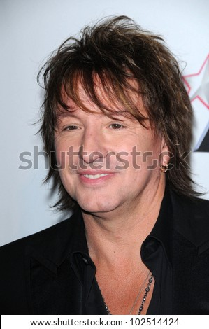 Richie Sambora at The Recording Academy and Clive Davis Present The 2010 Pre-Grammy Gala - Salute To Icons, Beverly Hilton Hotel, Beverly Hills, CA. 01-30-10
