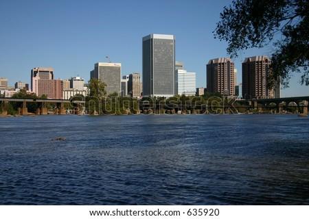 Richmond - stock photo