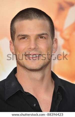 "Rick Malambri at the world premiere of ""The Last Song"" at the Arclight Theatre, Hollywood. March 25, 2010  Los Angeles, CA Picture: Paul Smith / Featureflash"