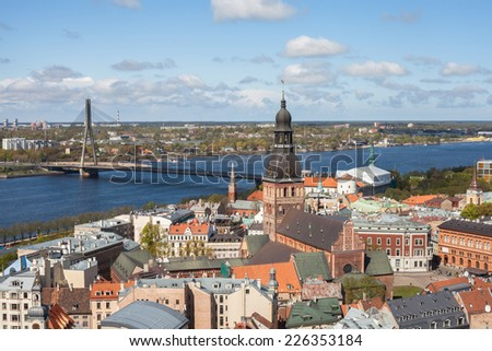 Riga is the capital and largest city of Latvia
