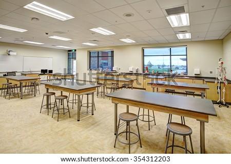 Modern High School Classroom : For back to school reimagine classroom design mindshift kqed news