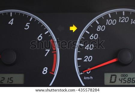 Turn Signal Stock Photos RoyaltyFree Images  Vectors Shutterstock - Car signals