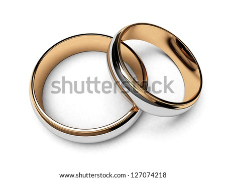 Ring wedding
