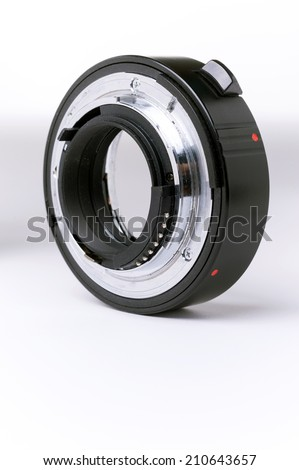Rings for macro shooting in professional photography