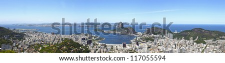 Rio de Janeiro - stock photo