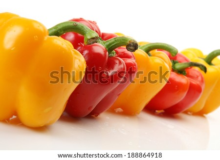Ripe pepper