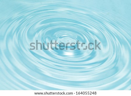rippled water great as a background - stock photo