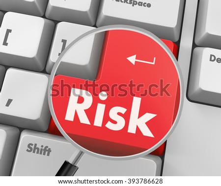 risk button