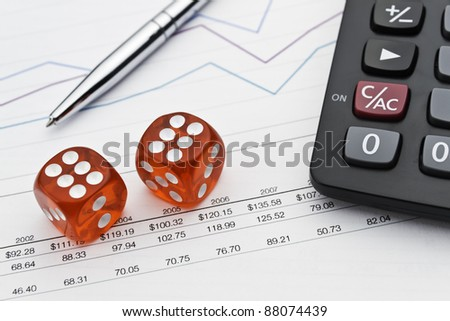 Risk Free - stock photo