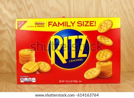 Ritz Crackers Stock Images - Download 307 Photos
