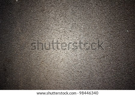 road background - stock photo